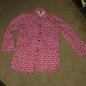 GAP jacket pink New and unworn just washed nice!